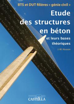 Étude des structures en béton aux Eurocodes BTS, DUT (2012) - Référence