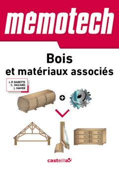 Mémotech bois et matériaux associés (2013)