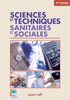 Sciences et techniques Sanitaires et Sociales Tle ST2S (2013) - Livre élève