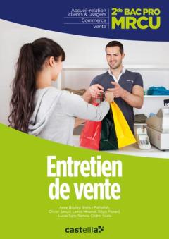 Entretien de vente 2de Bac Pro MRCU - Pochette élève