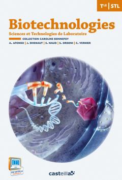 Biotechnologies Tle STL (2013) - Manuel élève