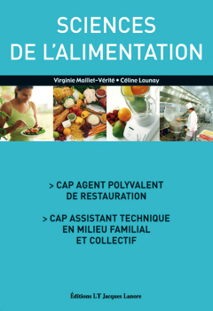 Sciences de l'alimentation CAP APR, ATMFC (2006) - Manuel élève