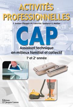 Activités professionnelles CAP ATMFC (2005) - Pochette élève