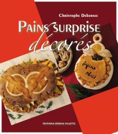 Pains surprise décorés