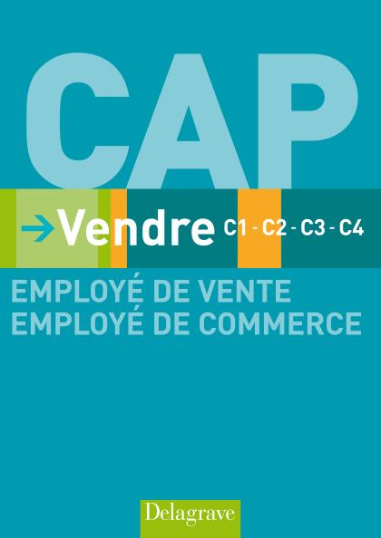 Vendre CAP EVS / ECMS (2009) - Pochette élève