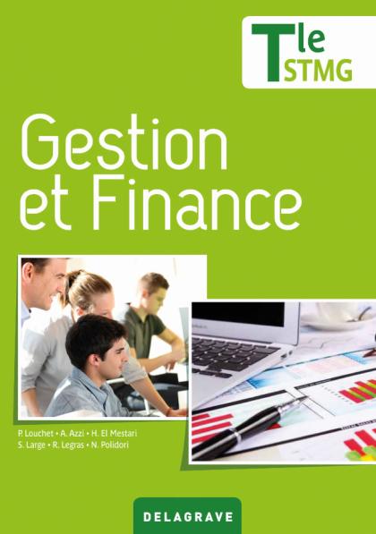 Gestion et finance Tle STMG - Manuel élève