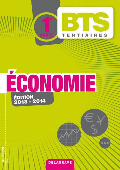 Economie 1re année BTS - Pochette élève
