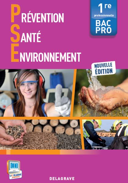 PSE (PSE) 1re Bac Pro (2013) - Pochette élève