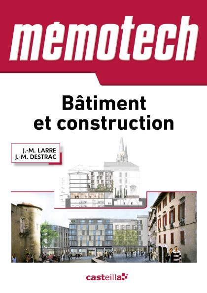 Mémotech Bâtiment et construction (2015)