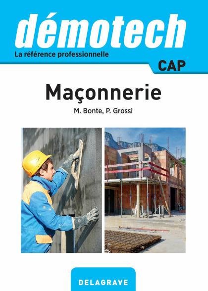 Démotech Maçonnerie CAP (2016)
