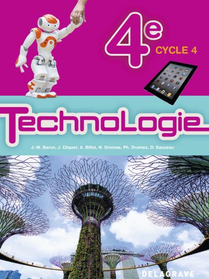 Bimanuel Technologie 4e (2017) - Manuel élève