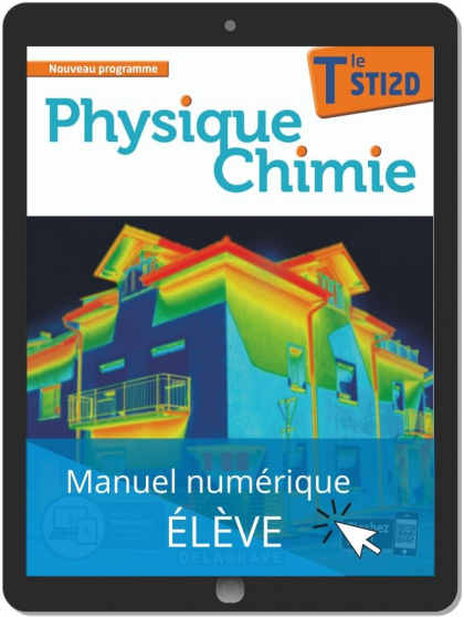 Physique - Chimie Tle STI2D (2020) - Manuel numérique élève