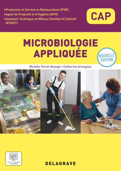 Microbiologie appliquée CAP APH, PSR, ATMFC (2021) - Pochette élève
