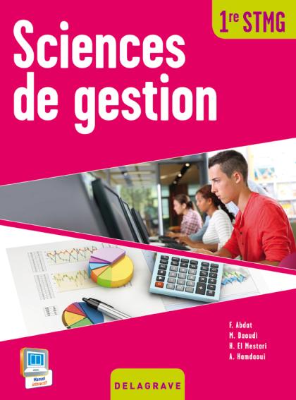 Sciences de gestion - 1re STMG (2014) - Pochette élève