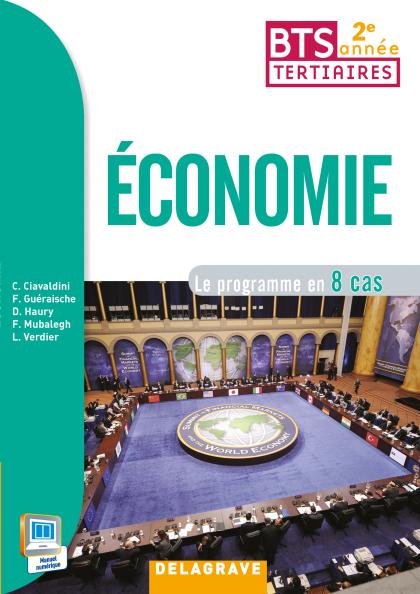 Economie 2e année BTS (2015) - Pochette élève