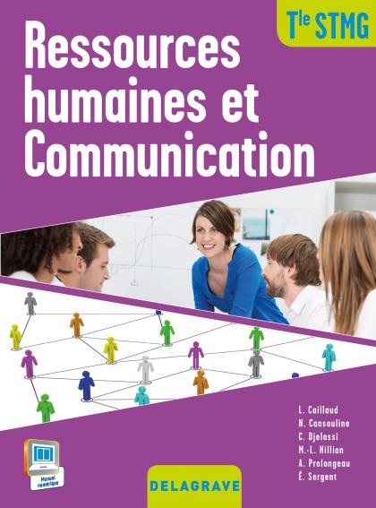 Ressources humaines et communication Tle STMG (2015) - Pochette élève