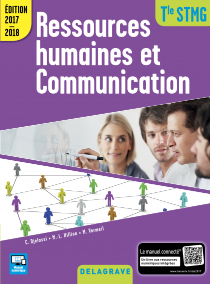 Ressources humaines et communication Tle STMG (2017) - Pochette élève