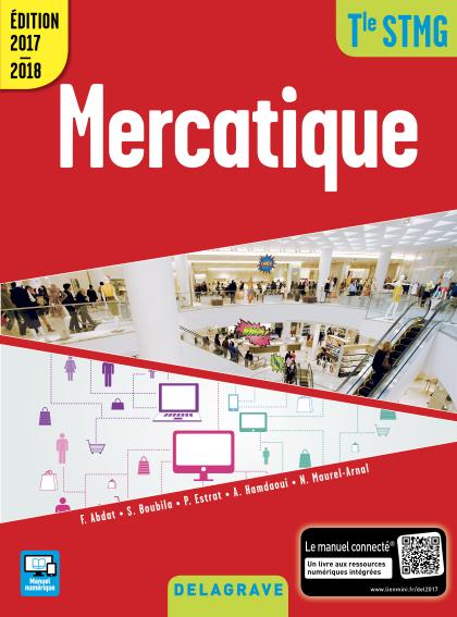Mercatique Tle STMG NE (2017) - Pochette élève