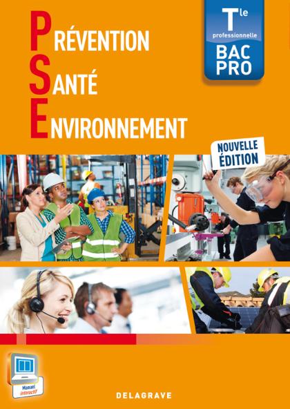 Prévention santé Environnement (PSE) Tle Bac Pro (2014) - Pochette élève