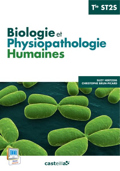 Biologie et physiopathologie humaines Tle ST2S (2015) - Pochette élève