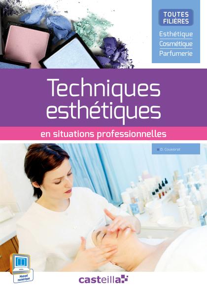 Techniques esthétiques en situations professionnelles (2015) - Pochette élève