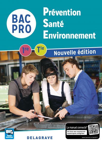 Prévention Santé Environnement (PSE) 1re, Tle Bac Pro (2017) - Pochette élève
