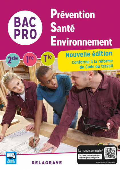 Prévention Santé Environnement (PSE) 2de, 1re, Tle Bac Pro (2017) - Pochette élève