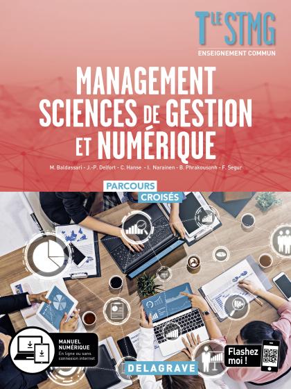 Management, Sciences de gestion et numérique Tle STMG (2020) - Manuel élève