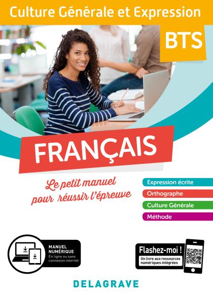 Français - Culture Générale et Expression BTS (2019) - Pochette élève