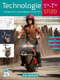 Technologie 1re, Tle STI2D (2015) - Manuel élève