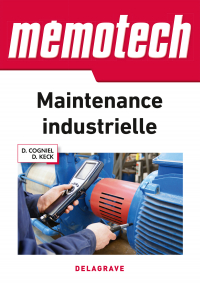 Mémotech Maintenance industrielle (2016) - Référence