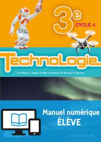 Bimanuel Technologie 3e (2017) - Manuel numérique élève
