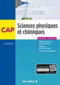 Sciences Physiques et chimiques CAP Industriels et Tertiaires (2018) - Pochette