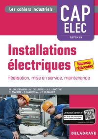 Installations électriques CAP Electricien (2018) - Pochette élève