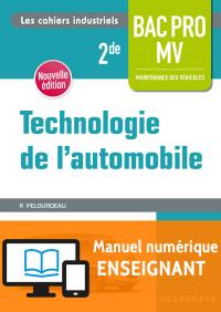 Technologie automobile 2de Bac Pro (2018) - Manuel numérique enseignant