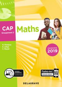 Maths CAP Groupement 2 (2019) - Pochette élève