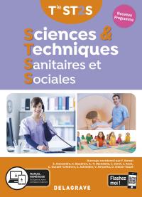 Sciences et Techniques Sanitaires et Sociales Tle ST2S (2020) - Manuel élève
