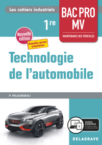 Technologie de l'automobile 1re Bac Pro MV (2020) - Pochette élève