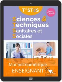 Sciences et Techniques Sanitaires et Sociales Tle ST2S (2020) - Manuel - Manuel numérique enseignant