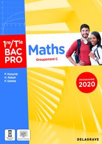 Maths - Groupement C - 1re, Tle Bac Pro (2021) - Pochette élève