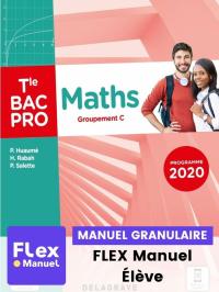 Maths - Groupement C - Tle Bac Pro (Ed. num. 2021) - FLEX manuel numérique granulaire élève