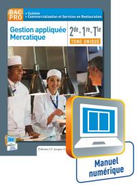 Gestion appliquée Mercatique 2de-1re-Tle manuel numérique élèbe 2015