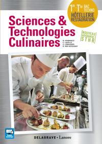 Sciences et technologies culinaires 1re, Tle STHR (2016) -  Pochette élève
