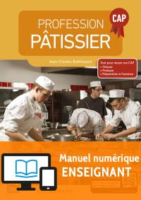 Profession pâtissier CAP (2016) - Manuel numérique enseignant