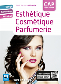 Esthétique, Cosmétique, Parfumerie CAP (2018) - Manuel élève