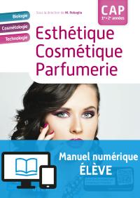Esthétique, Cosmétique, Parfumerie CAP (2018) - Manuel numérique élève