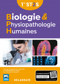 Biologie et physiopathologie humaines 1re ST2S (2017) - Manuel élève