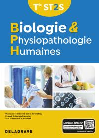 Biologie et physiopathologie humaines Tle ST2S (2018) - Manuel élève