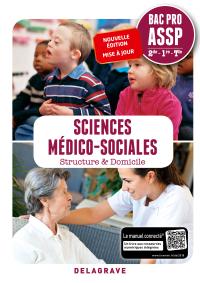 Sciences Médico-Sociales (SMS) 2de, 1re, Tle Bac Pro ASSP (2018) - Pochette élève