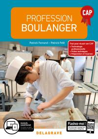 Profession Boulanger CAP (2019) - Manuel élève